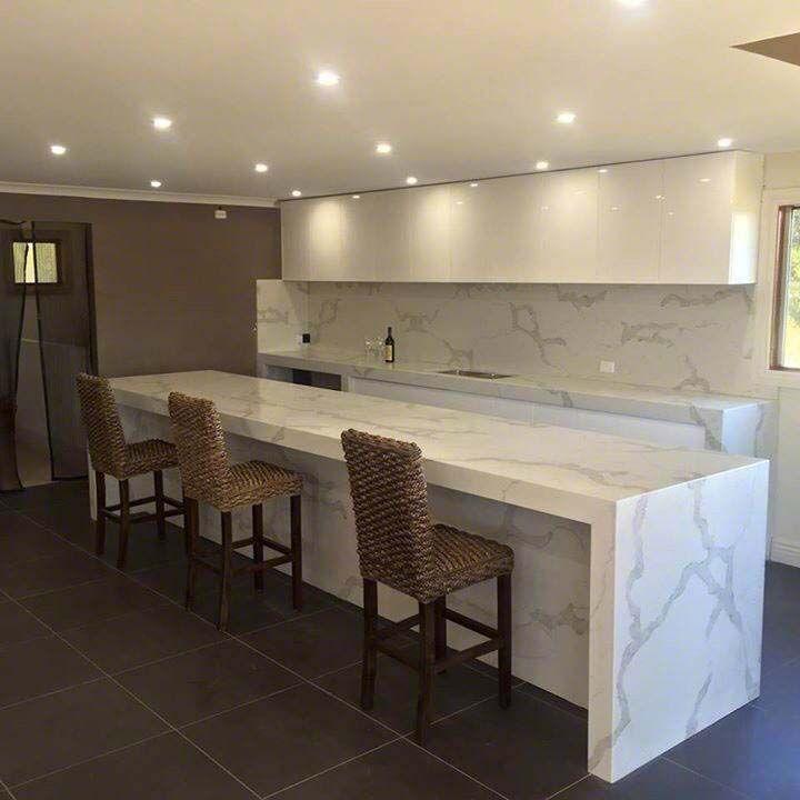 Calacatta Quartz Kitchens: 466 Best Images About Batt Residence-Countertops On Pinterest