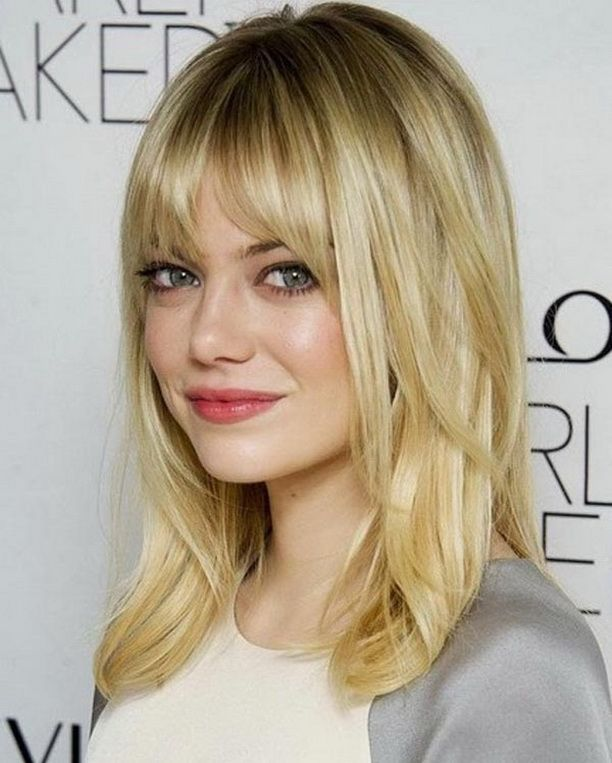 Hairstyles For Thin Fine Hair Round Face: 1000+ Ideas About Hair Round Faces On Pinterest