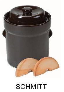 #FreeShipping on the purchase of a #Schmitt #FermentingCrockPot from VeggieSensations.Read more... http://www.veggiesensations.com/collections/fermenting-crock-pots/products/schmitt-crock-pots-for-making-sauerkraut