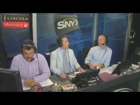 Jerry Seinfeld to call the Mets game tonight