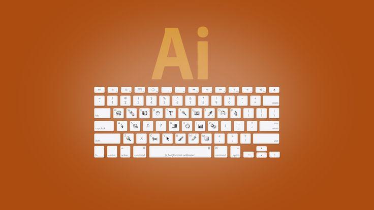 Adobe Illustrator Keyboard Shortcuts Guide