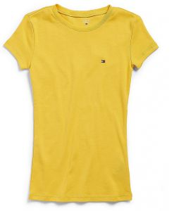 Camiseta Tommy Hilfiger Amarela TH7329