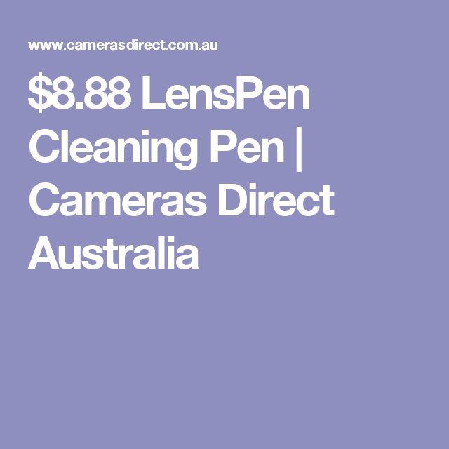 $8.88 LensPen Cleaning Pen   Cameras Direct Australia