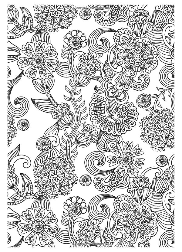 the gorgeous colouring book for grown ups discover your inner creative amazon - Coloring Book For Grown Ups