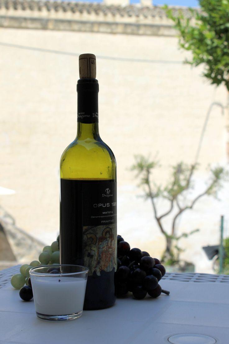 Opus - Primitivo red wine Matera