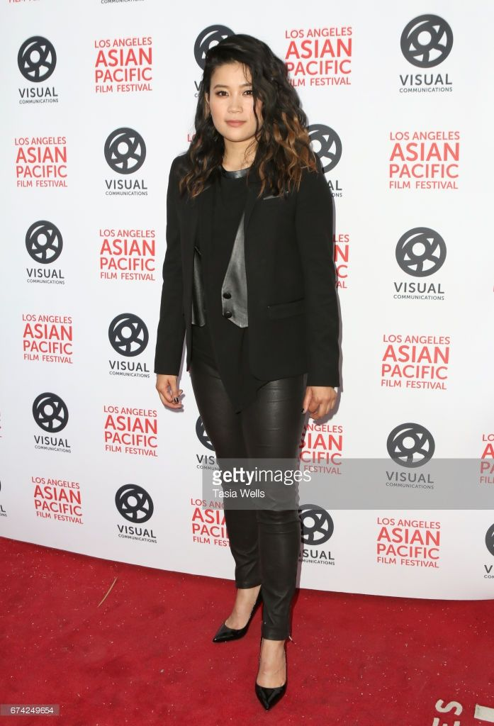 Actress Jadyn Wong attends the 33rd Los Angeles Asian Pacific Film Festival opening night premiere of 'Better Luck Tomorrow' at the Egyptian Theatre on April 27, 2017 in Hollywood, California.