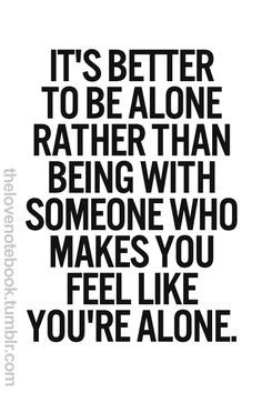 i rather be alone quotes - Google Search