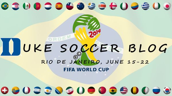 Follow the Duke men's soccer team as they head to Brazil for the 2014 World Cup #GoDuke