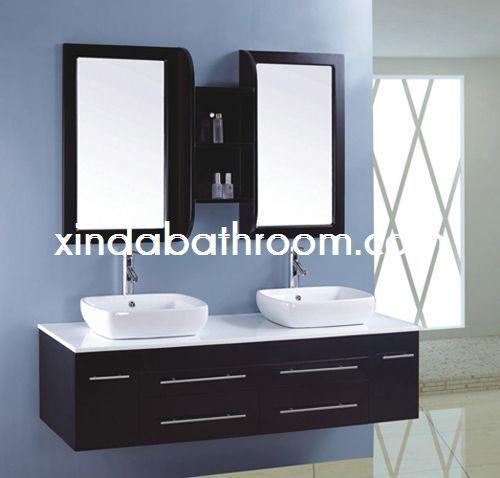 Best Wood Bathroom Vanity Images On Pinterest Wood Vanity