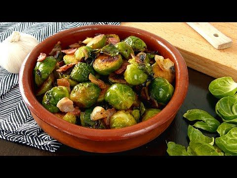 Coles De Bruselas Salteadas En Un Par De Minutos Y Muy Fáciles Youtube Coles De Bruselas Cocinar Coles De Bruselas Col De Bruselas Recetas