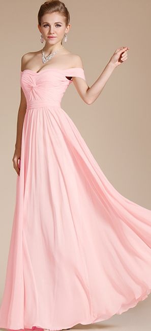 eDressit Pink Bridesmaid Dress