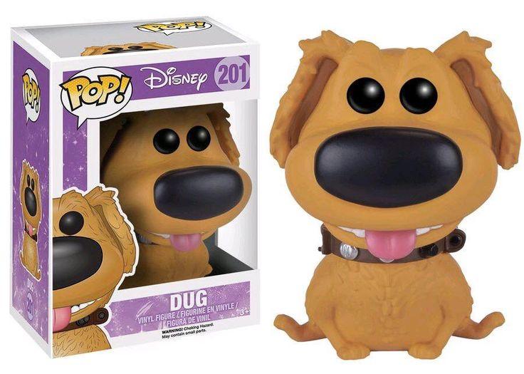 UP: Dug Pop figure by Funko