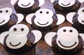 Affen-Muffins Rezept - Rezepte kochen - kochbar.de - mobil