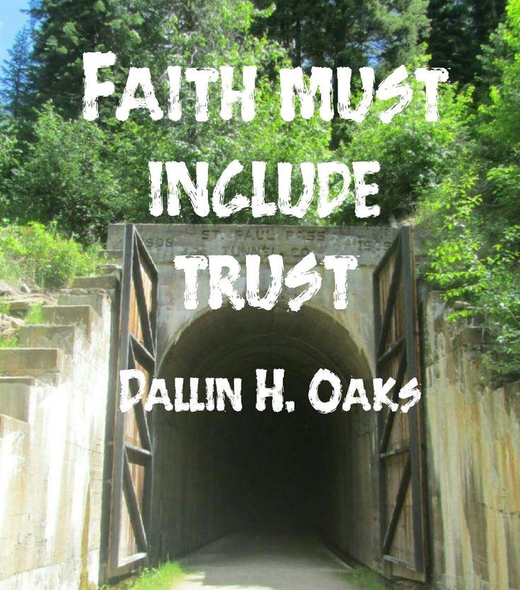 LDS quotes Dallin H. Oaks