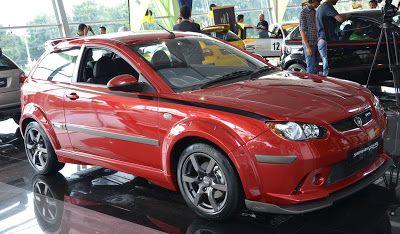 Harga Dan Spesifikasi Mobil Proton Neo R3