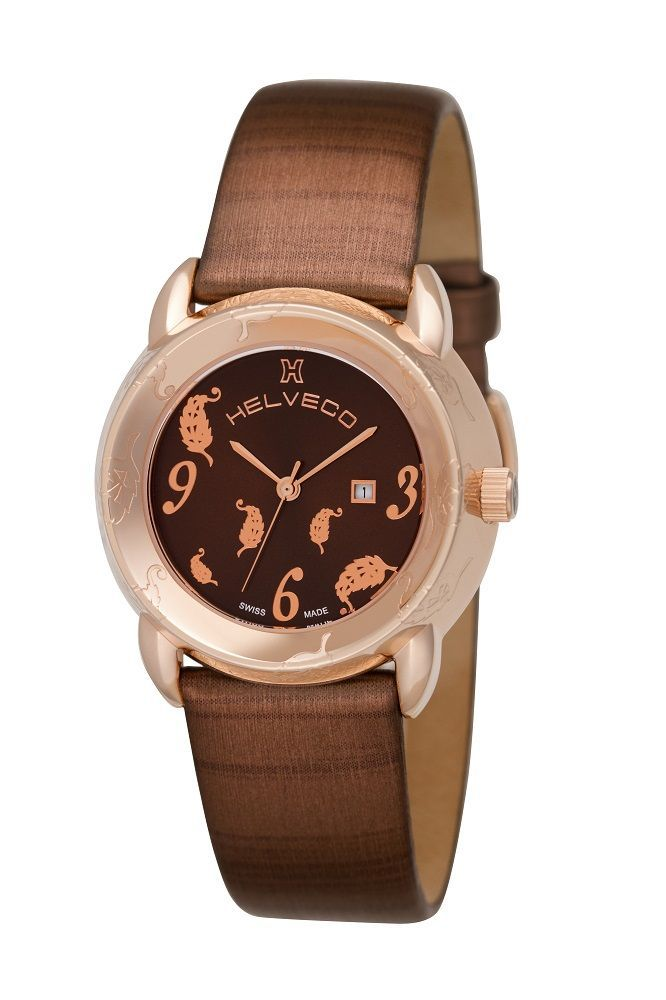 Helveco Flora Wristwatch via Helveco Italy. Click on the image to see more!