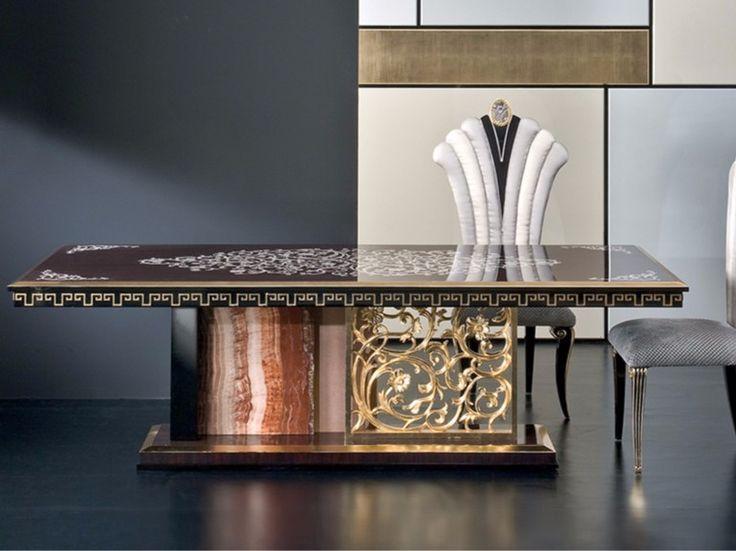 MK152 Tavolo Collezione Mikado by Rozzoni Mobili d'Arte design Statilio Ubiali