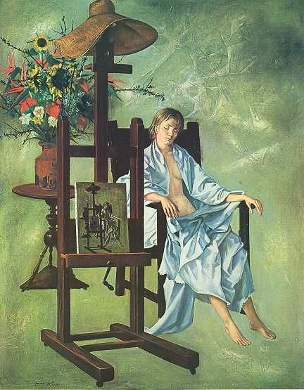 Jean-Pierre Alaux, 1925 ~ Surrealist painter