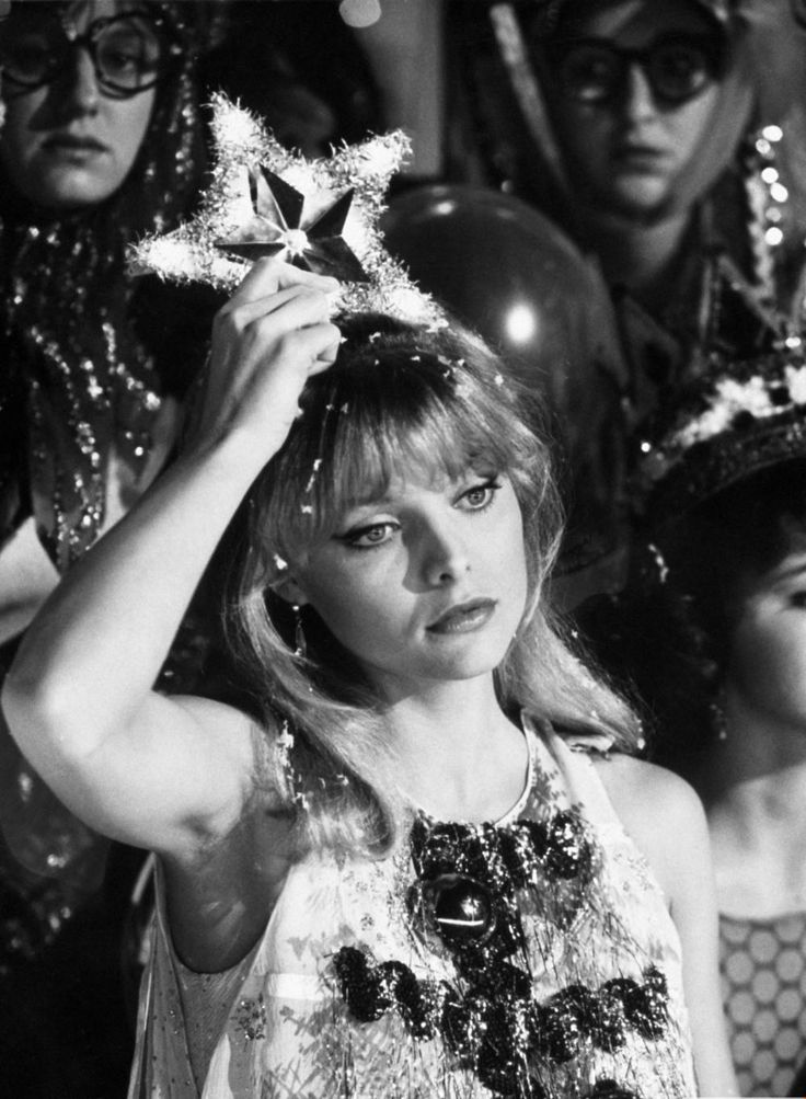 "Michelle Pfeiffer........loved this scene in ""Grease 2"""