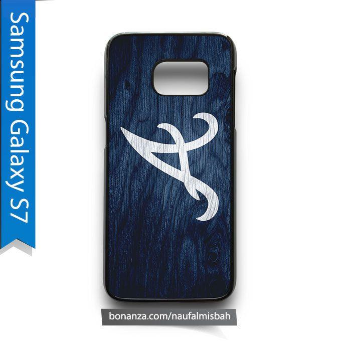 Atlanta Braves Custom Samsung Galaxy S7 Case Cover