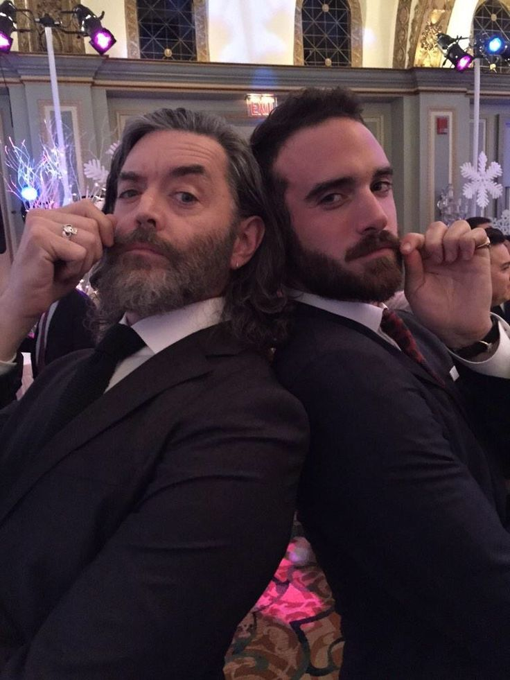 Love these two | Timothy Omundson & Joshua Sasse | Galavant