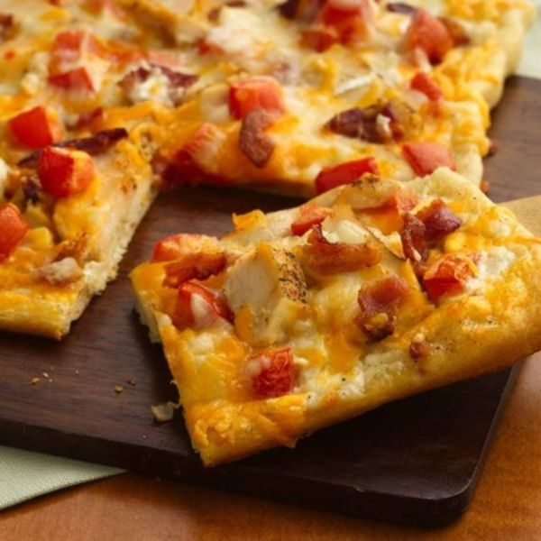 ... sobre Pizza en Pinterest | Pizzas, Pillsbury y Pizza de pollo