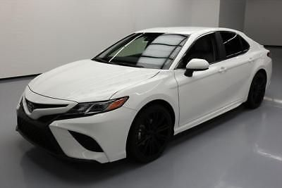 2018 Toyota Camry 2018 Toyota Camry Se Rearview Camera 20 Wheels 2k