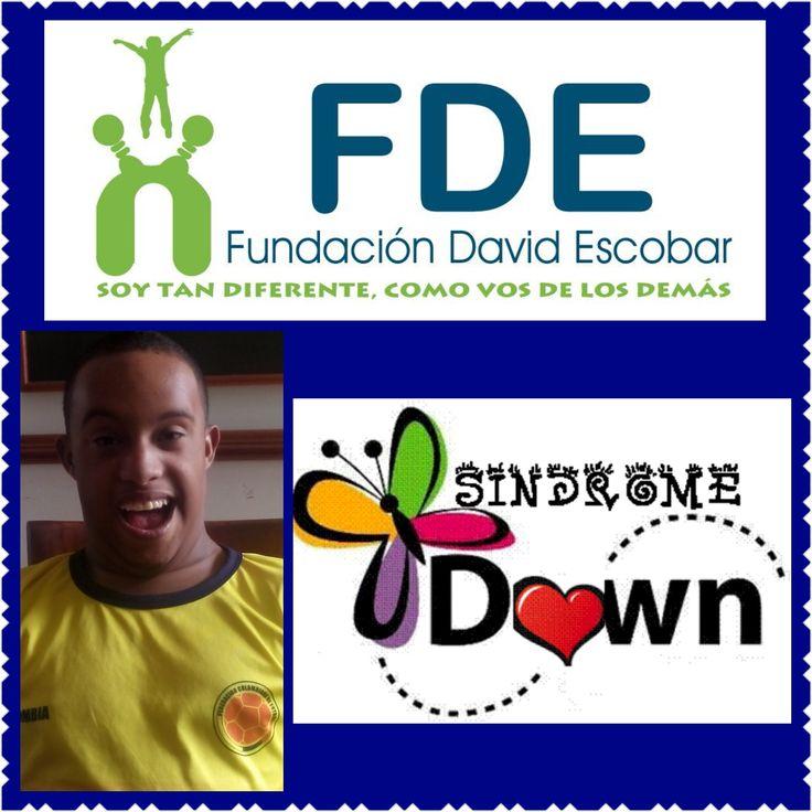 Marzo3 #dia3 #diamundialdelsindromededown #fundaciondavidescobar #diversidad