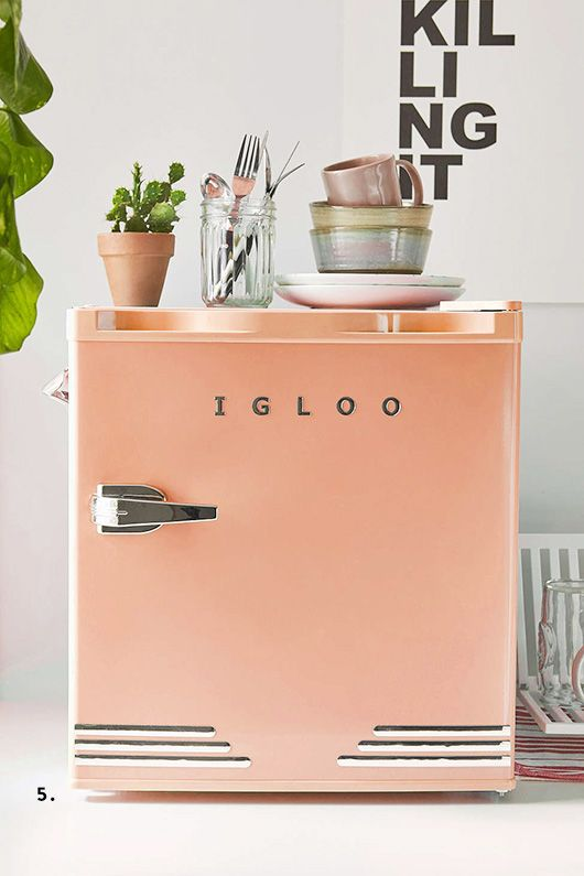 new and noteworthy: mini fridge