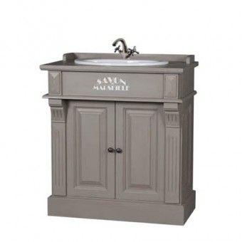 Waschtisch Im Landhausstil, Einzelwaschtisch In Vier Farben   Badmöbel    Landhaus Style   Möbel