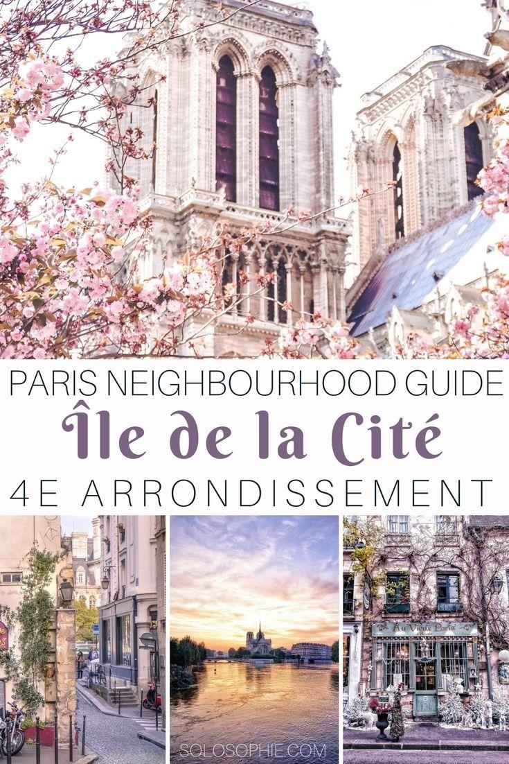 A QUICK GUIDE TO THE ÎLE DE LA CITÉ: THE …