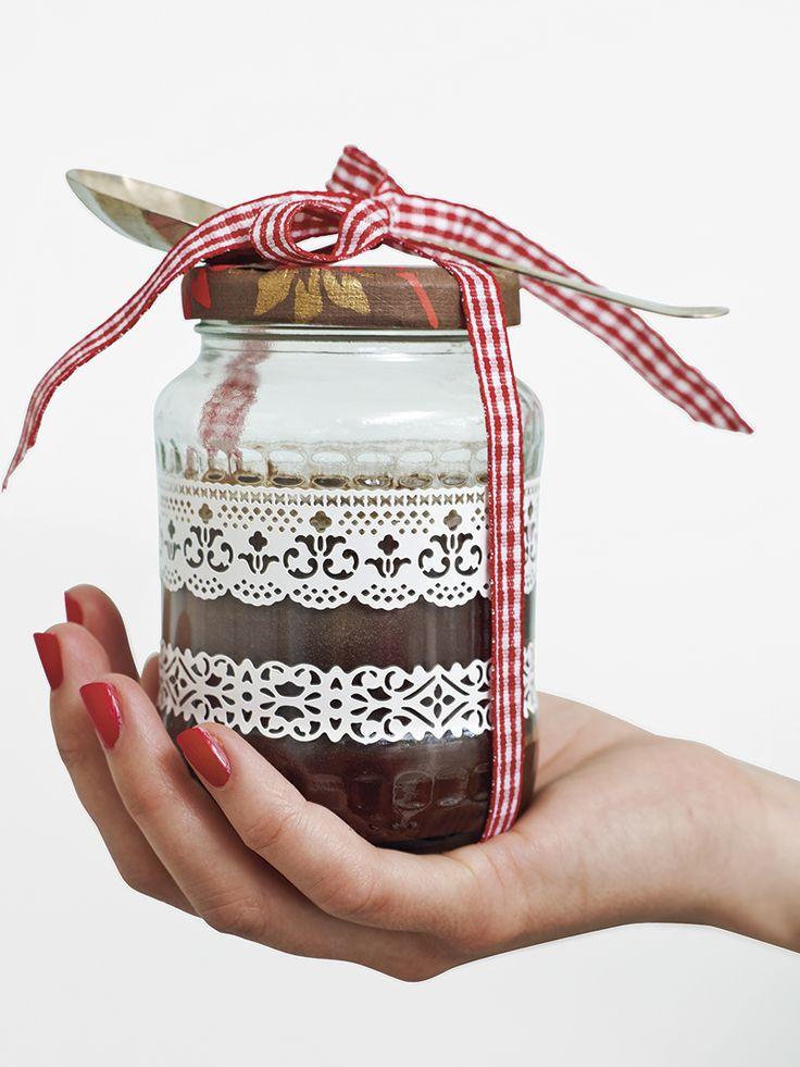 Julpyssel 17: Skäm bort någon med chokladmarmelad