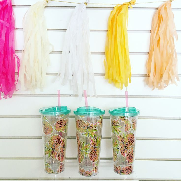 Pineapple Tumbler Products Pinterest Products Tumblers And