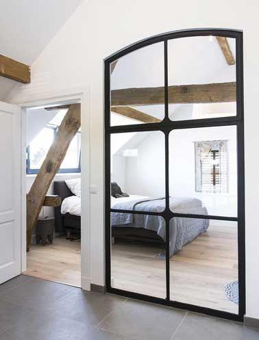 51 best verri re int rieure images on pinterest kitchens kitchen white and open floorplan kitchen. Black Bedroom Furniture Sets. Home Design Ideas