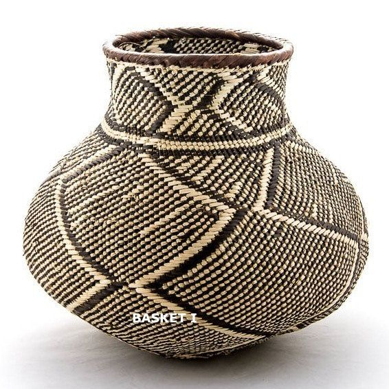 African Woven Baskets: African Designs Images On Pinterest