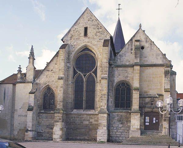 St+Germaine+paris | Eglise Saint-Germain-de-Paris, Andrésy