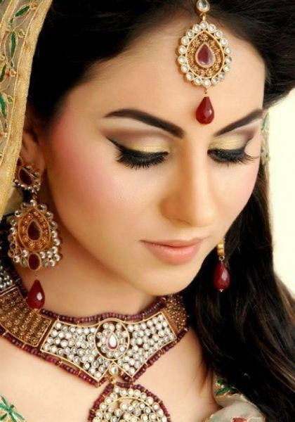 Image result for bride beautiful makeup 2017