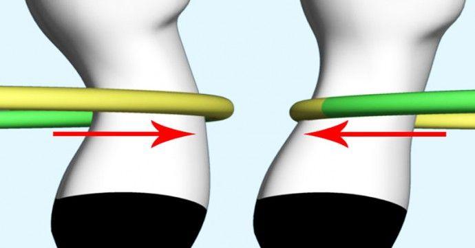 Cura pela Natureza.com.br: Em menos de 10 minutos, este exercício afina a cintura, fortalece o abdome e reduz a dor lombar