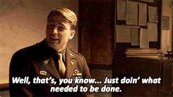 Cap trying to explain himself