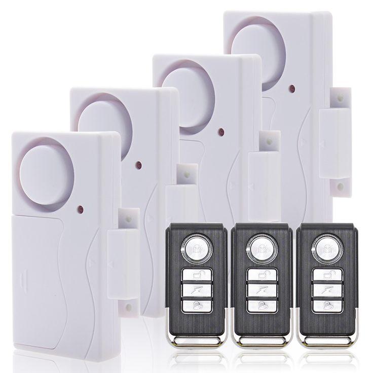 $25.00 (Buy here: https://alitems.com/g/1e8d114494ebda23ff8b16525dc3e8/?i=5&ulp=https%3A%2F%2Fwww.aliexpress.com%2Fitem%2F4-pcs-Wireless-Door-Sensor-433MHZ-For-Home-Security-Alarm-System-with-3-pcs-Remote-Control%2F32577150189.html ) 4 pcs Wireless Door Sensor 433MHZ For Home Security Alarm System with 3 pcs Remote Control for just $25.00