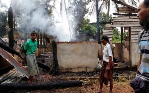 Survivors claim Myanmar Army taking away young Rohingya women as sex slaves