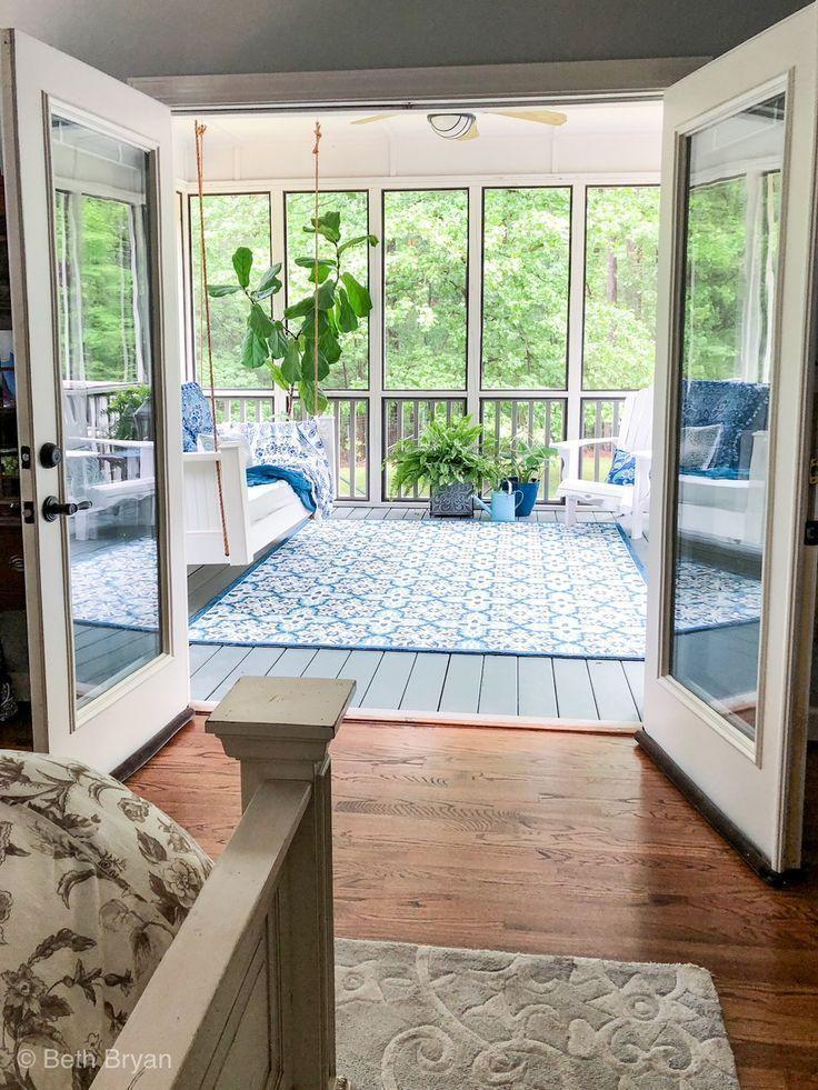 Amazing Sunroom Ideas On A Budget Sunroom Designs House With