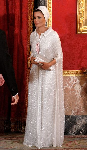 Sheikha MozahChanel Couture, Duchess Of Cambridge, Mozah Bint, Sheika Mozah, Bins Khalifa, Bint Nasser, Sheikha Mozah, Al Missned, Haute Couture