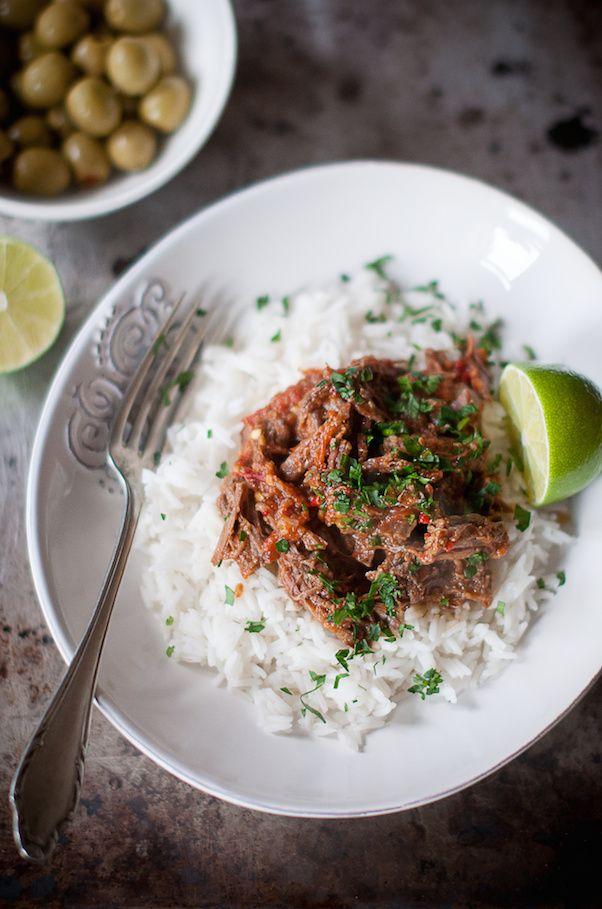 Kulinarne Podróże Electrolux! Kuchnia kubańska. Ropa Vieja.