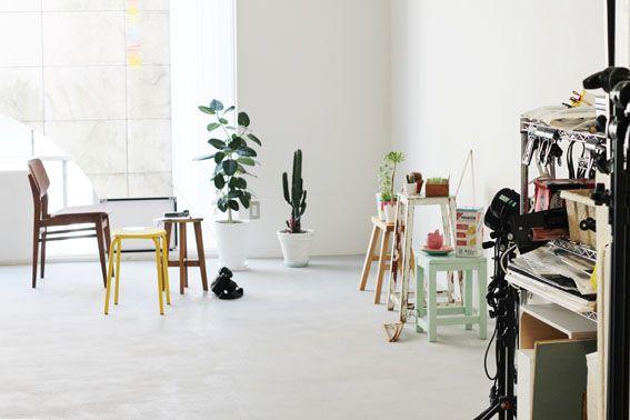 Boco-chan's studio