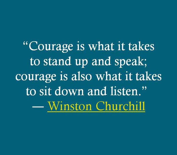 Inspirational Courage Quotes: Inspirational Quotes