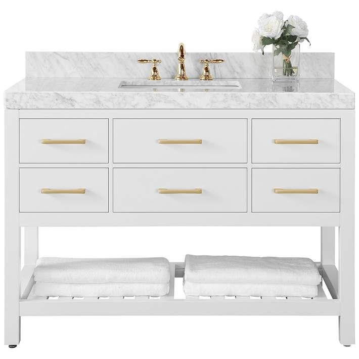 28+ White bathroom vanities and sinks diy
