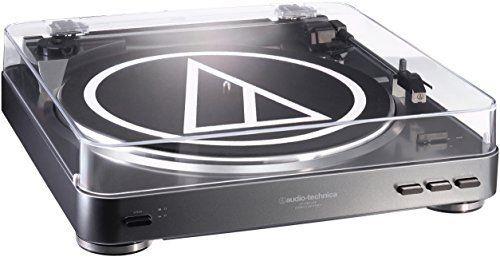 Audio-Technica AT-LP60USB Tourne-disque USB plateau professionnel Aluminium: La platine vinyle AT-LP60USB d'Audio Technica est un modèle…