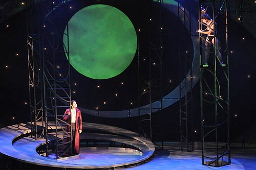 Floating Moon concept...from CMU crew works with high-tech 'toy' - Pittsburgh Post-Gazette