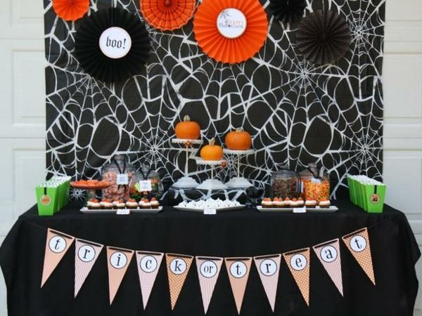 11 Besten Halloween Deko Ideen Bilder Auf Pinterest | Halloween